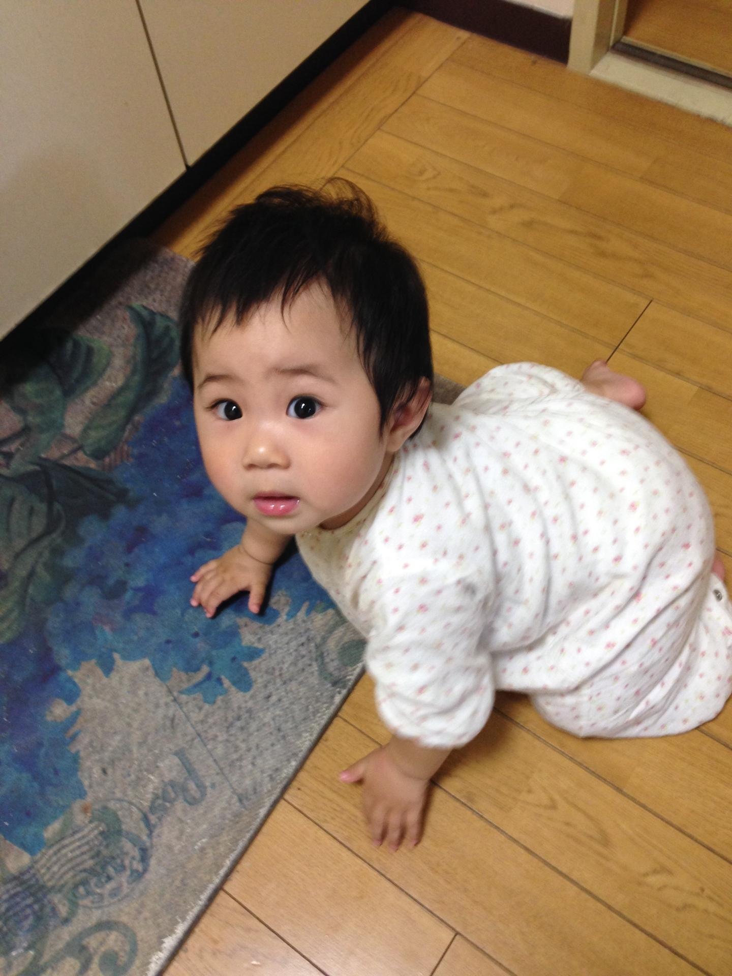 2) 不器用なおやじとももかちゃんの子育て奮闘日記